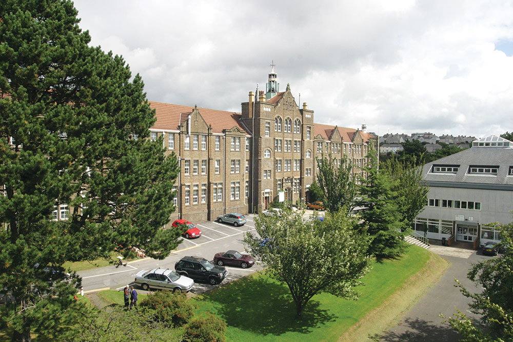 townhill-campus